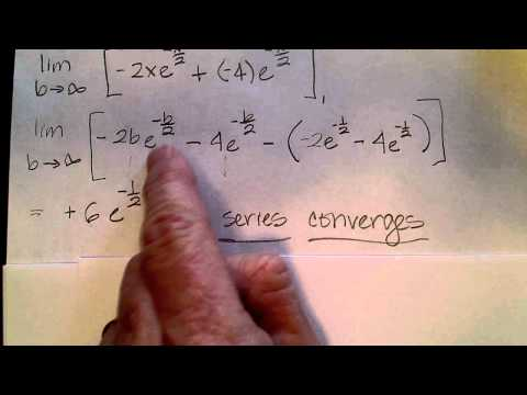 Integral Test to Determine Convergence of a Series