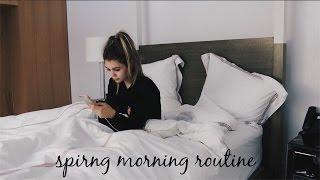 Spring Morning Routine 2017 l Olivia Jade