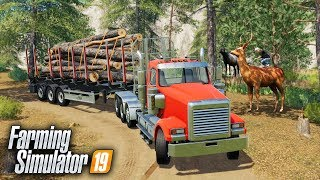 BUILDING A NEW FARM FROM THE SCRATCH in Farming Simulator
