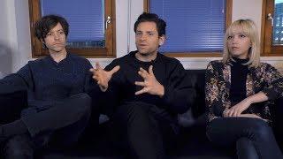 Lo Moon interview - Matt, Crisanta, and Sam (part 1)