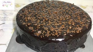 Kek Coklat Kukus I Steamed Chocolate Cake