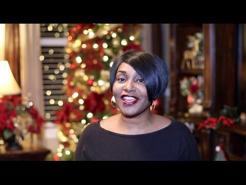 CHRISTMAS HOME DECOR- HOW TO MAKE A RICH ELEGANT GARLAND ON A BUDGET 2016 | CHRISTMAS DECOR SUPPLIES