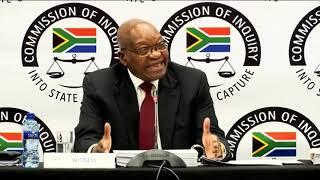 Day 3 highlights of Jacob Zuma's testimony at Zondo inquiry