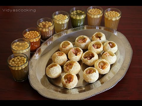 Street Food Series: 8 Different Types of Pani Recipe for Pani Puri