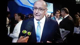 Geraldo Alckmin Psdb Presidente Avaliação Debate