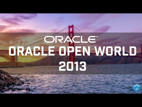 Keynote Coverage - Oracle OpenWorld 2013 - theCUBE