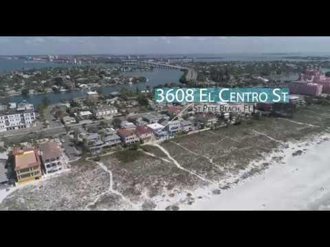 3608 El Centro St - St Pete Beach, FL