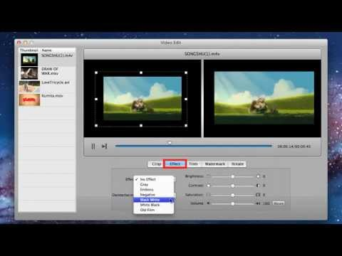How to Convert and Burn YouTube Videos to DVD on Mac OS X Lion Video