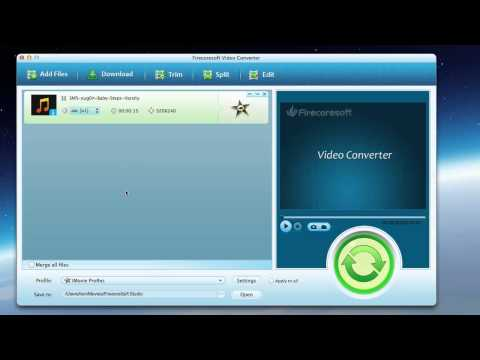 Convert CAF Files to MP3/AAC/WAV on Mac with CAF converter