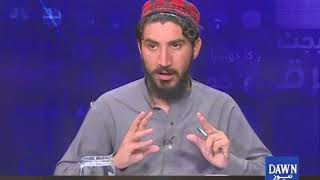 "Zara Hat Kay - 15 March, 2018 ""Discussion with Manzoor Pashteen regarding Pashtun Tahafuz Movement"""
