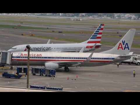 Plane Spotting at Boston Logan International Airport
