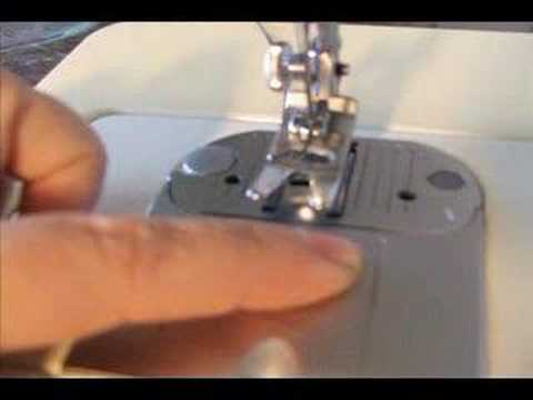 How-to Basic Sewing Tips -- Backstitching