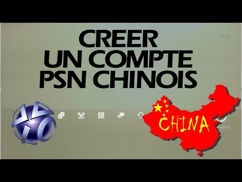Tuto : Créer un compte PSN chinois | Démos PSVR | VR Singe