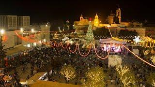 Thánh lễ Giáng Sinh tại Bethlehem