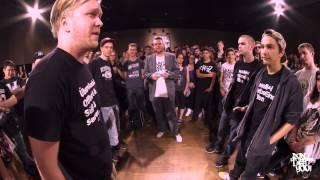 MC Maik + Mave vs Scumgod + DirtySanchez // DLTLLY RapBattle (Berlin) // 2015