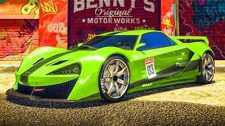 """GTA 5 ONLINE NEW DLC CAR """"PROGEN ITALI GTB"""" SPENDING SPREE & CUSTOMIZATION! (GTA 5 NEW DLC CARS)"""