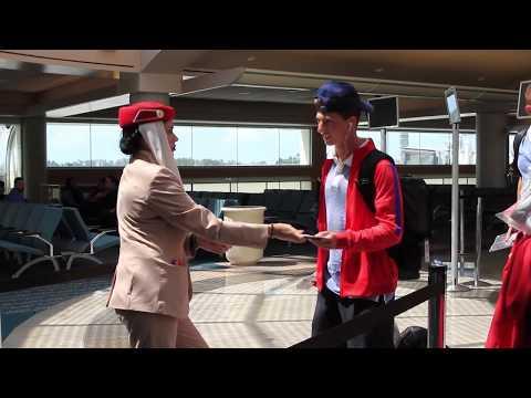 U-17 MNT Travel to Dubai Ahead of World Cup