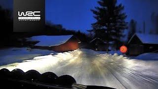 WRC - Rally Sweden 2018: SS8 Onboard Paddon