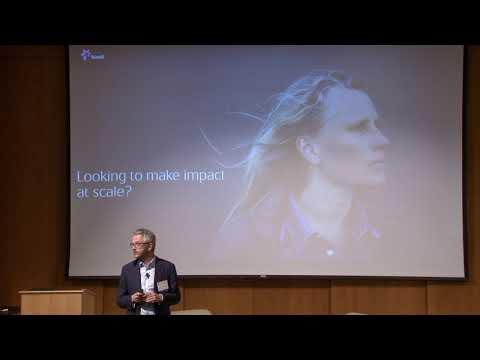 Imagining the Future of Energy - Bjørn Otto Sverdrup, Equinor (ClimateCAP 2018)