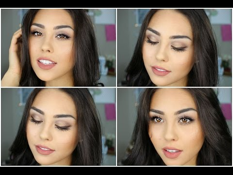 Makeup Tutorial for Brown Eyes | Products to Enhance Brown Eyes | Tips & Tricks | Roxette Arisa