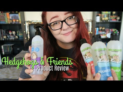 Hedgehogs & Friends Product Review!