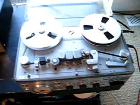 Nagra Stereo 4.2 with Stellavox electronics aka Nagravox