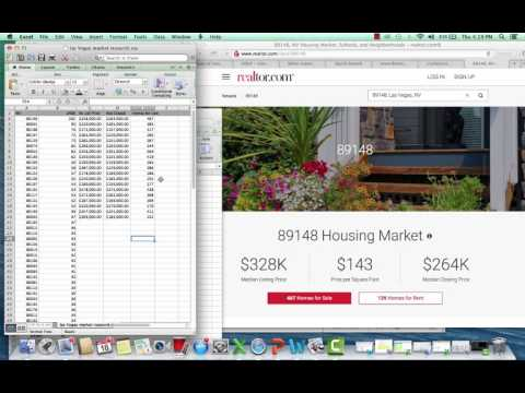 Real Estate Investor Market Research