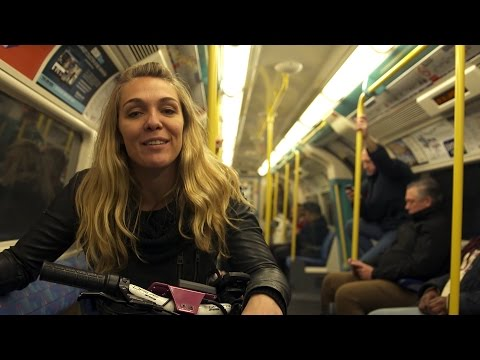 Sophie's fully accessible journey from Waterloo to The O2