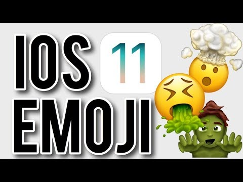 how to get new EMOJIES on iphone