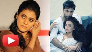 Kajol Reacts On Her Cameo In Ae Dil Hai Mushkil   Aishwarya Rai, Ranbir Kapoor, Anushka Sharma