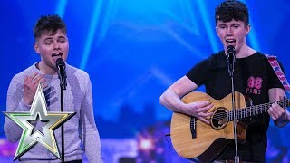 The Fluke get the stage rocking with toe tapping performance | Ireland's Got Talent 2019
