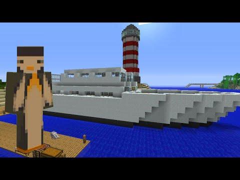 Minecraft Xbox: Cruise Ship [94]