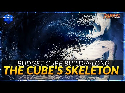 MTG Cube Building: The Cube's Skeleton