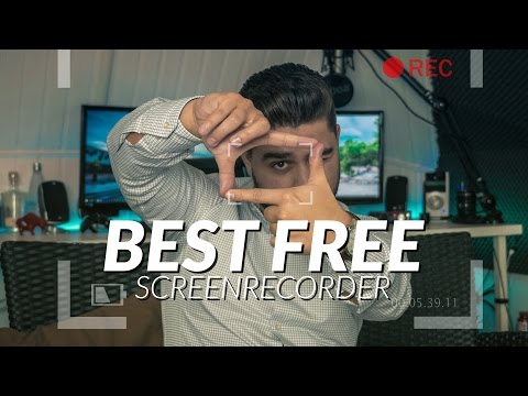 Best FREE Screen Recorder Software for MAC, PC or LINUX - Complete Tutorial/ Review
