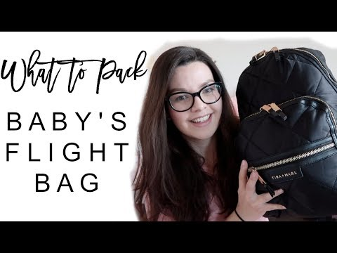 WHAT TO PACK - BABY