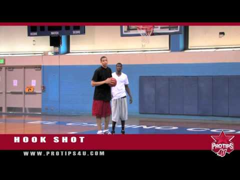 JaVale McGee - The Hook Shot