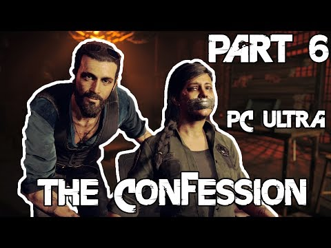 Far Cry 5 PC Walkthrough Gameplay Part 6 - The Confession - Maxsettings - [HARD] (ULTRA)
