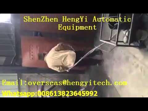 low price electrostatic spray gun &spray powder coating line spray painting equipment
