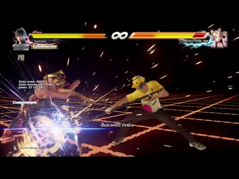 Tekken 7 Noctis 20/03/18 Mic ON