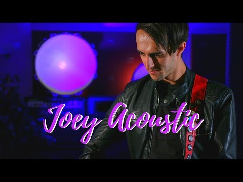 Joey Acoustic // Solo Performer from Shropshire // Available at Warble Entertainment