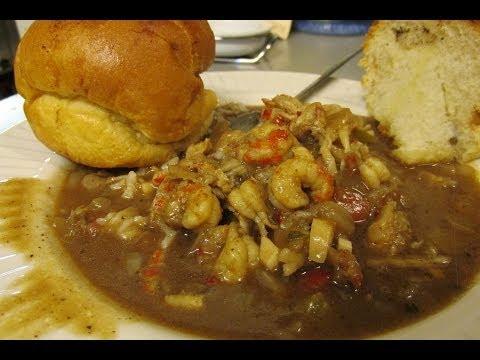 Best Cajun Crawfish stew recipe