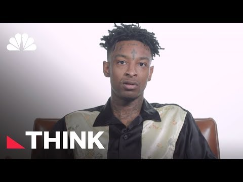 Rapper 21 Savage Has Some Money Tips For Broke People   Think   NBC News