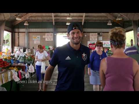 Cooking with NCFC: Steven Miller