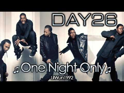 Day26 - One Night Only [Bonus Track] [HQ]