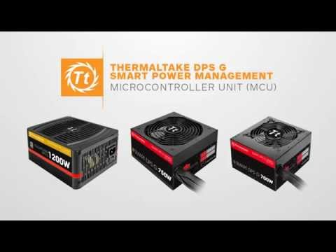 DPS G PSU: MicroController Unit (MCU)