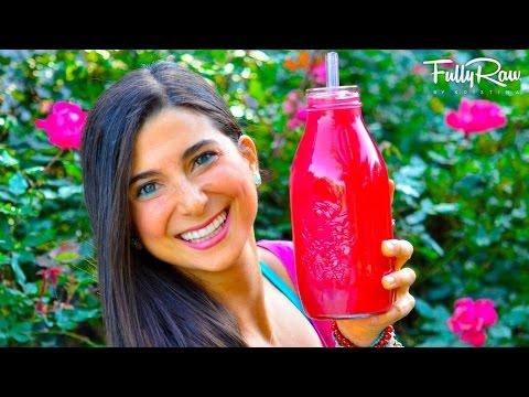 FullyRaw Juice for Clear Skin & Abundant Energy!