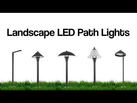 LED Landscape Lights - Outdoor LED Lighting Options