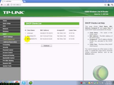 How To Share Equal Speed In Lan For  Tp-Link And Tenda Router In Urd Teaching
