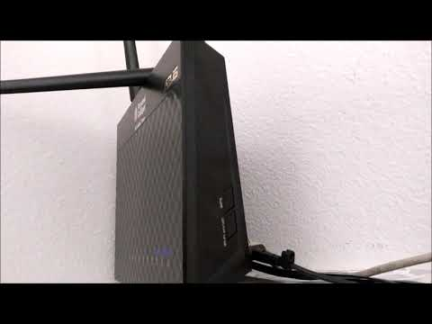 Short Review of my Asus ac1900 t-mobile router (pre-owned).  Great wifi speeds 20-30mpbs