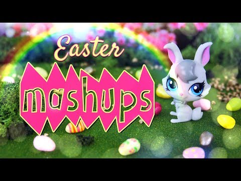 Mash Ups: Easter Crafts - Bunny Ears | Easter Eggs | Chocolate Bunnies & More